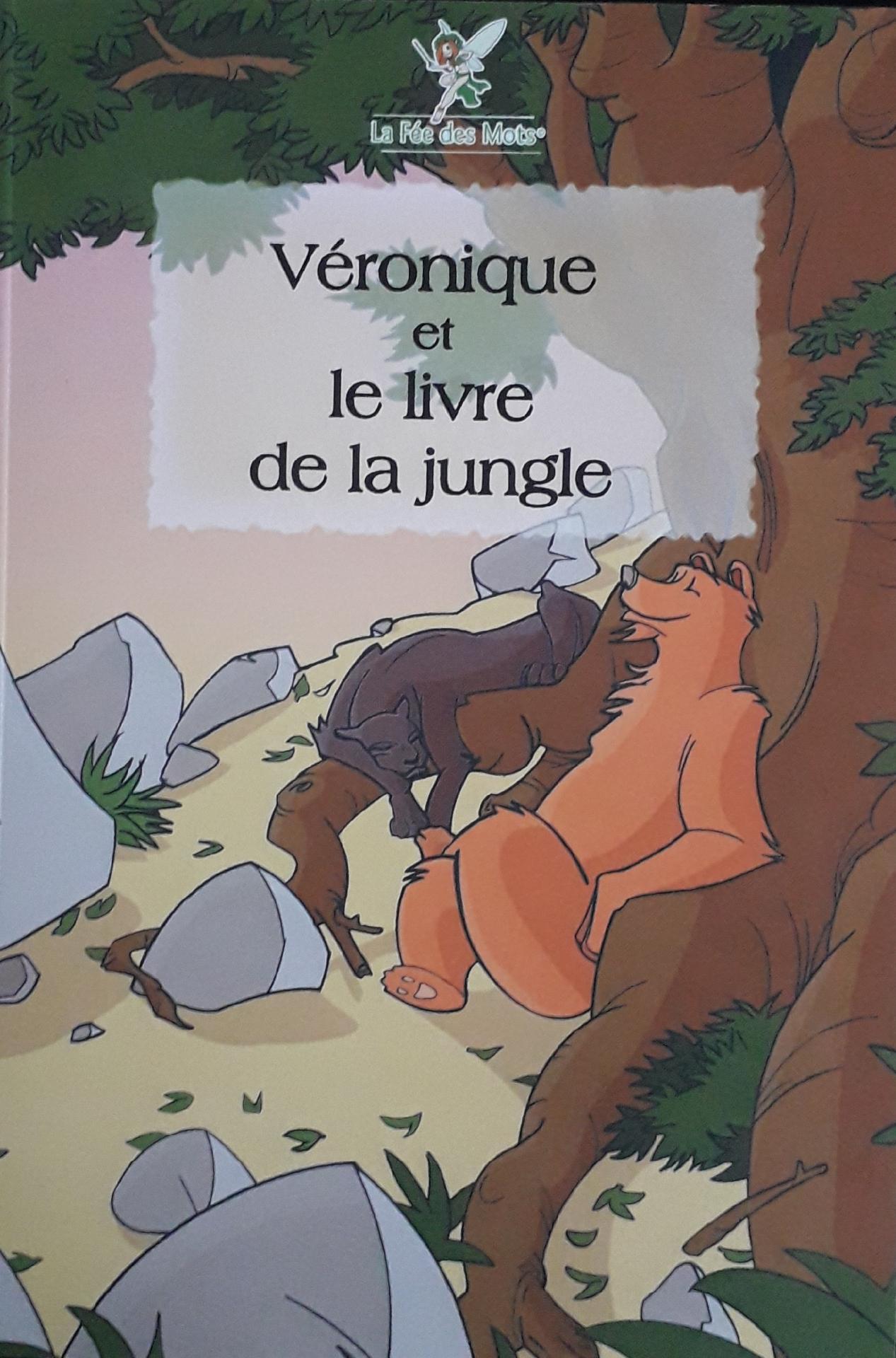 Livre de la jungle 1