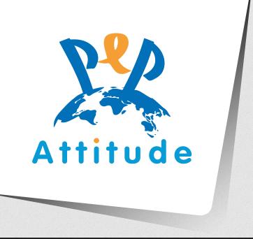 Logo pep attitude