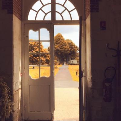 Porte domaine de sery
